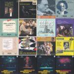 カール・ベーム デッカ&フィリップス録音全集のジャケット写真 タイル画像
