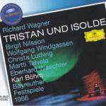 ヴァーグナー楽劇『トリスタンとイゾルデ』 カール・ベーム/バイロイト祝祭管弦楽団(1966年)