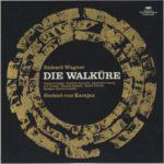 ヴァーグナー楽劇『ヴァルキューレ』 ヘルベルト・フォン・カラヤン/ベルリン・フィルハーモニー管弦楽団(1966年)
