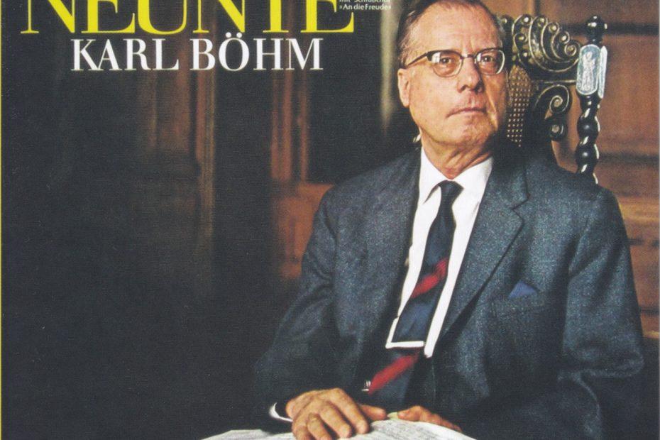 ベートーヴェン交響曲第9番「合唱付き」 カール・ベーム/ウィーン交響楽団(1957年)