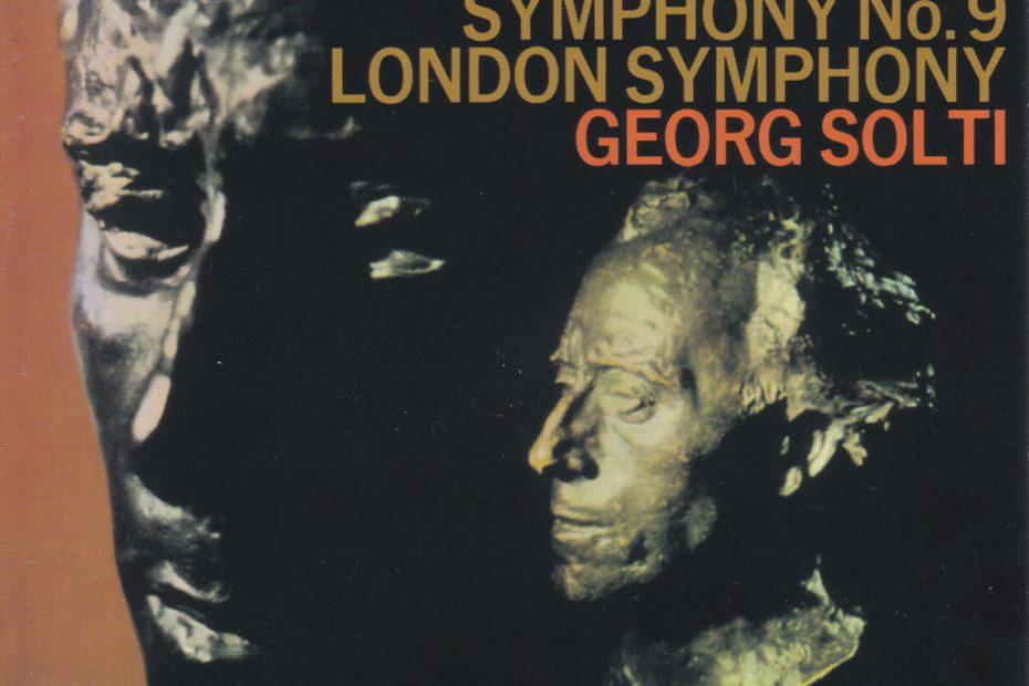 マーラー交響曲第9番 ゲオルグ・ショルティ/ロンドン交響楽団(1967年)